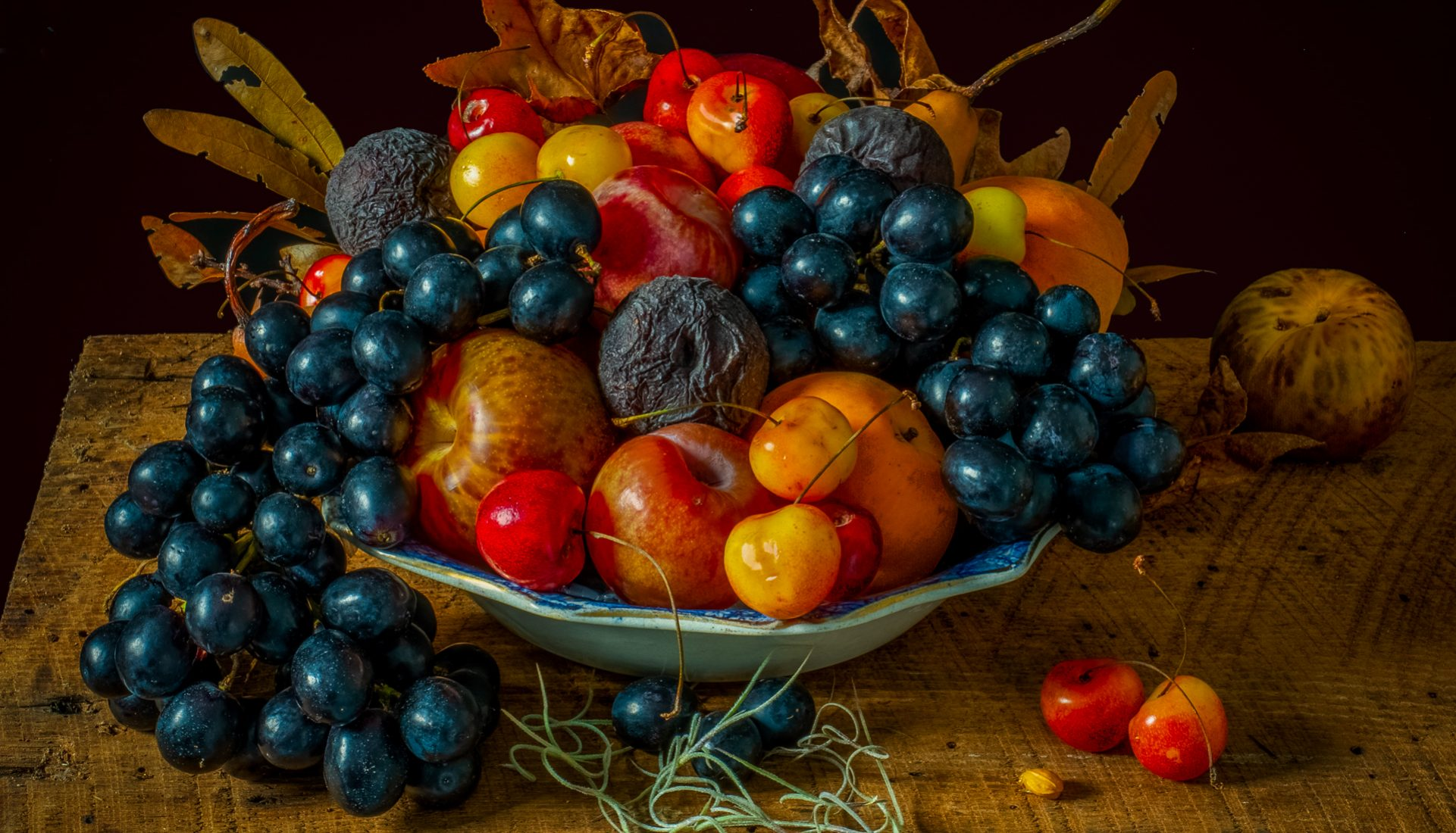 Seasonal Fruit | Still Life Photography