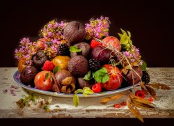 Bowl of Fruit | Still Life Photography