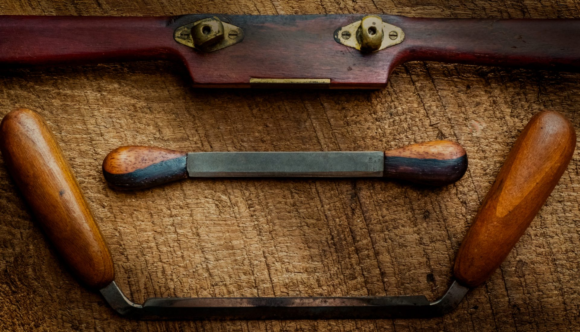 Old Woodworking Tools | Still Life Photography