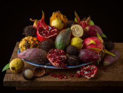 Still Life with Tropical Fruit