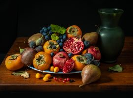 """""""Pomegranate and Persimmons"""" wins another award"""