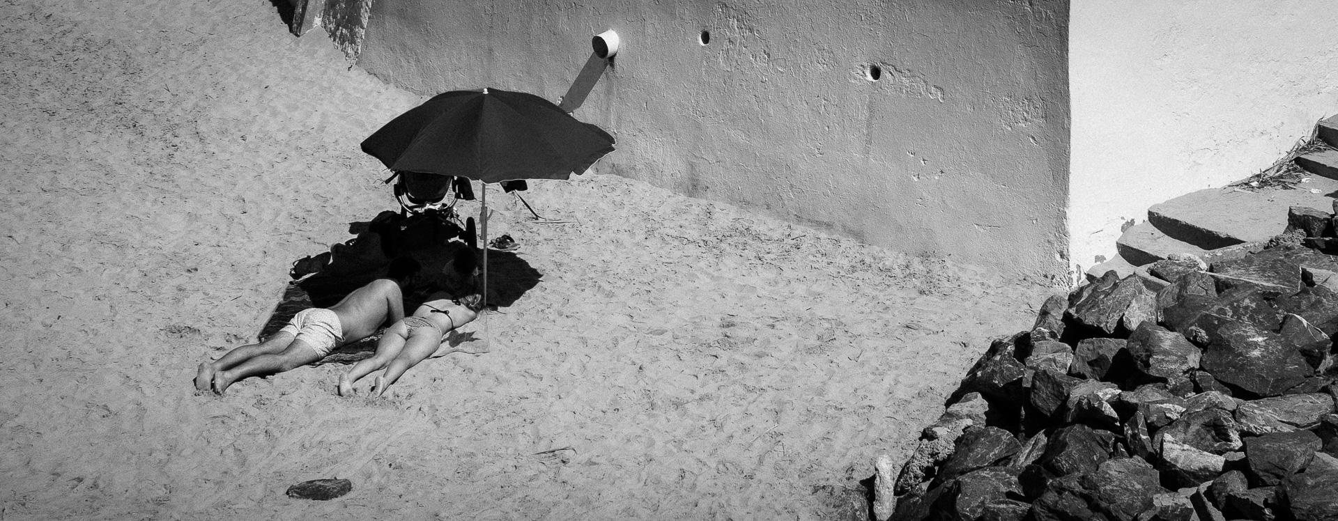 Sunbathers – Portugal