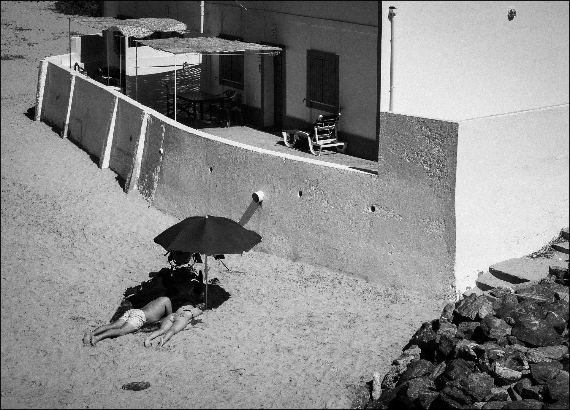 Sunbathers - Portugal