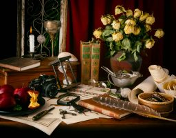 The Naturalist – a Still Life