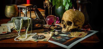 Vanitas II – On Exhibit