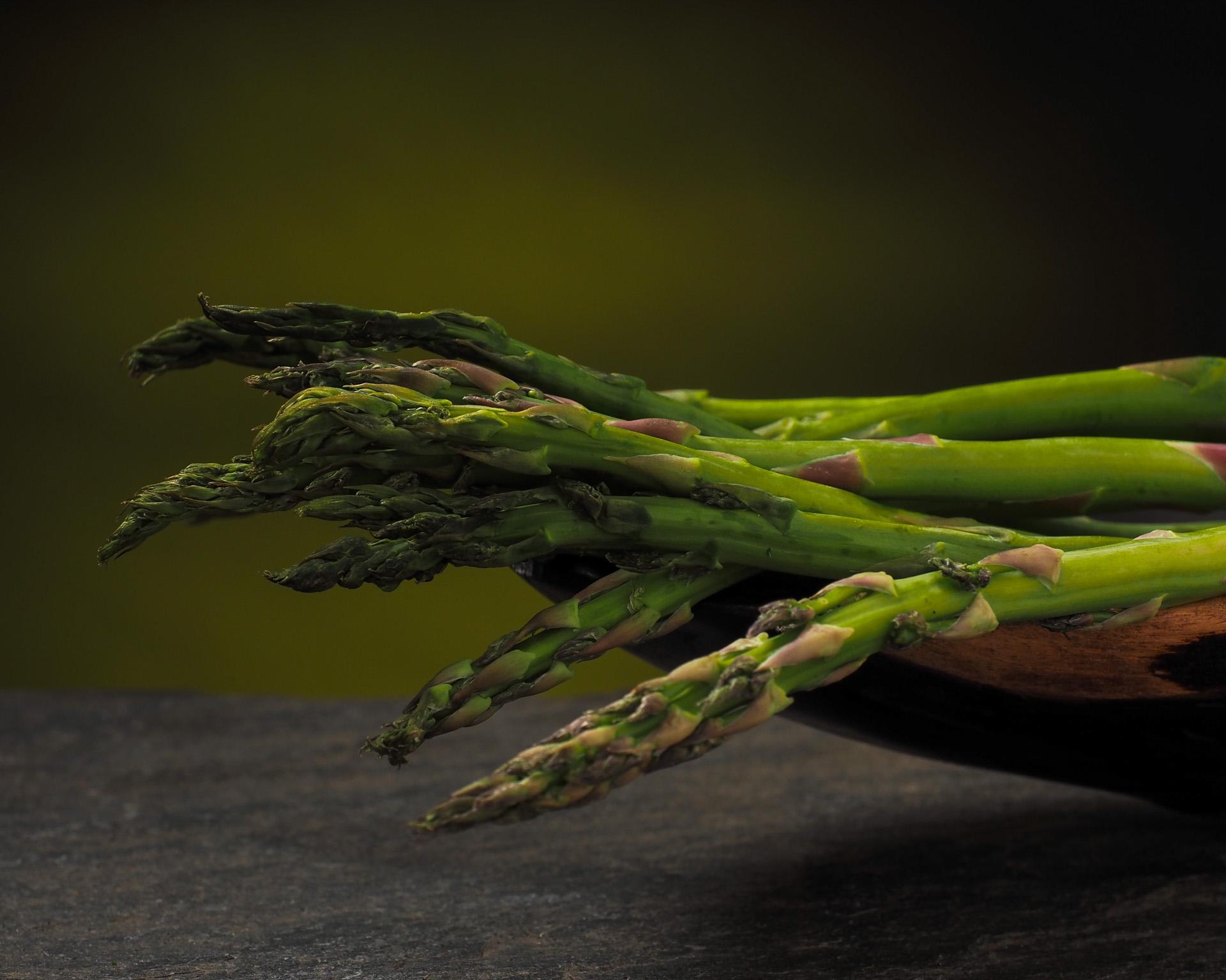 Asparagus – Two Ways