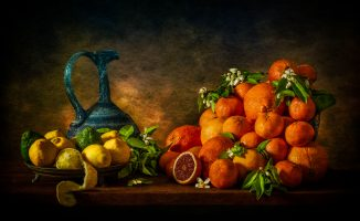 """""""Food for Thought – the Still Life"""" 
