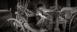 Rickshaw Puller – Calcutta, India   Redux