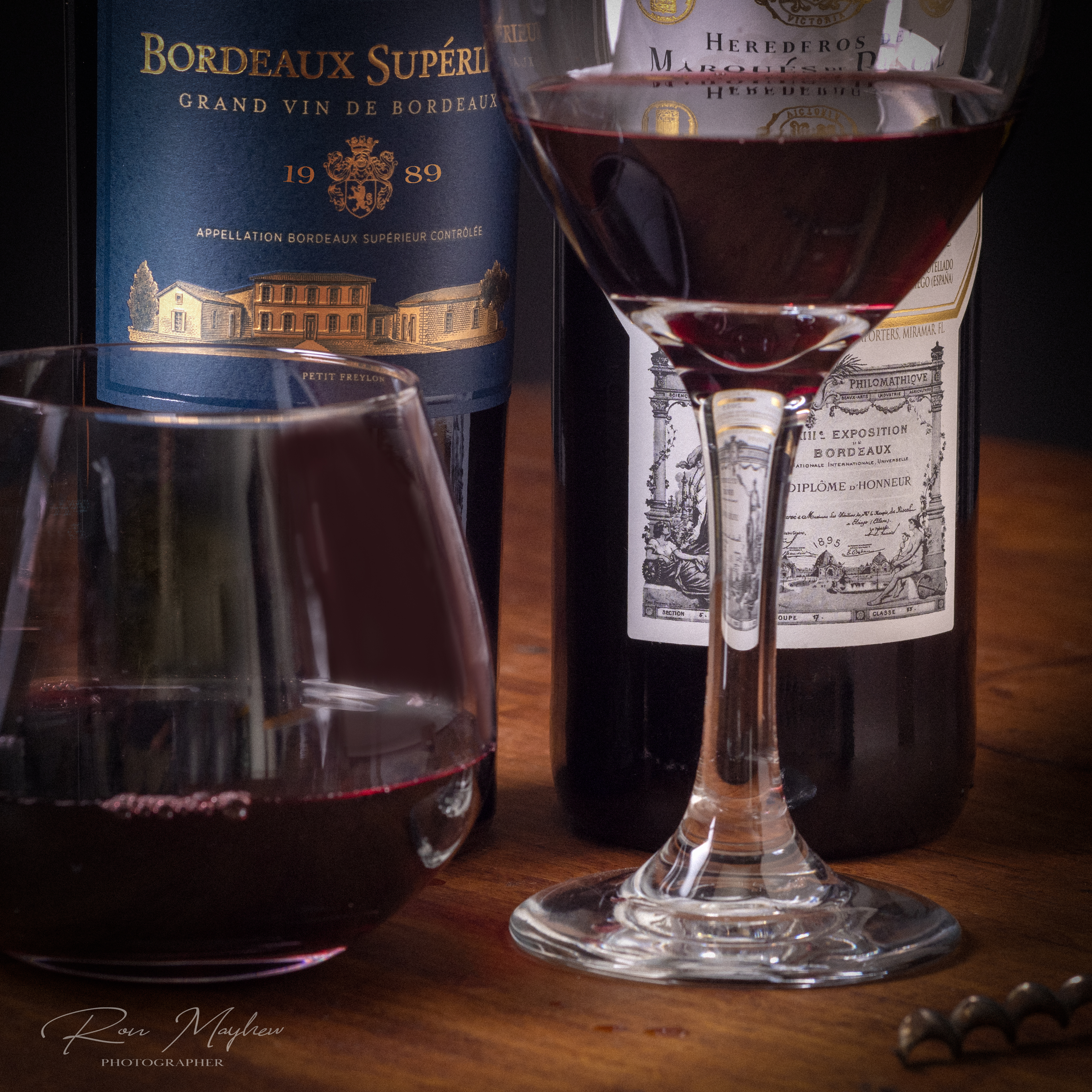 Bordeaux 1989 – It was a Very Good Year