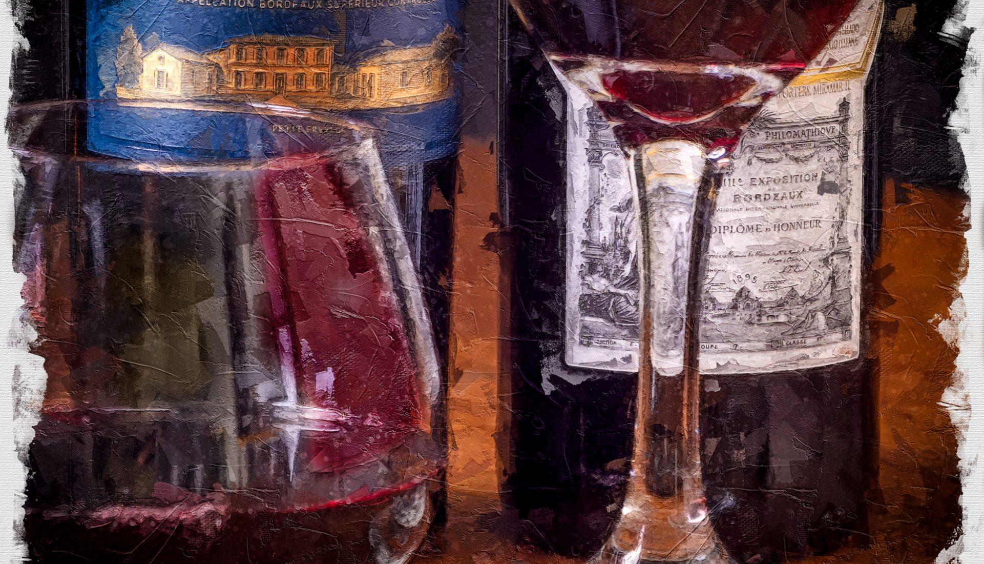 Bordeaux 1989 – a Variation On a Theme