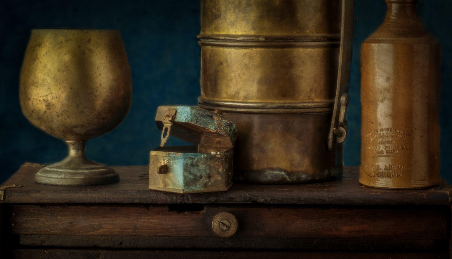Vessels – a still life