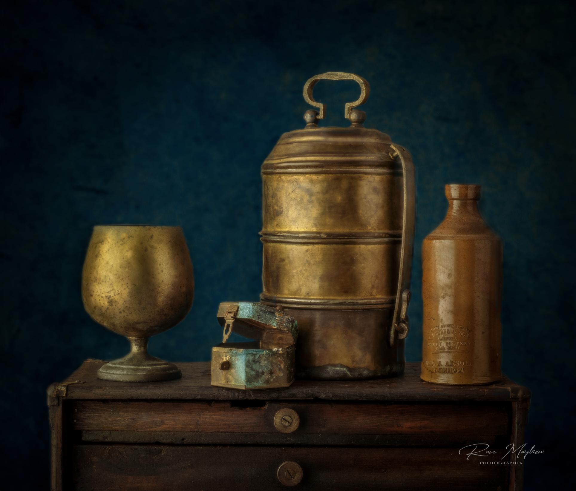 Vessels - a Still Life